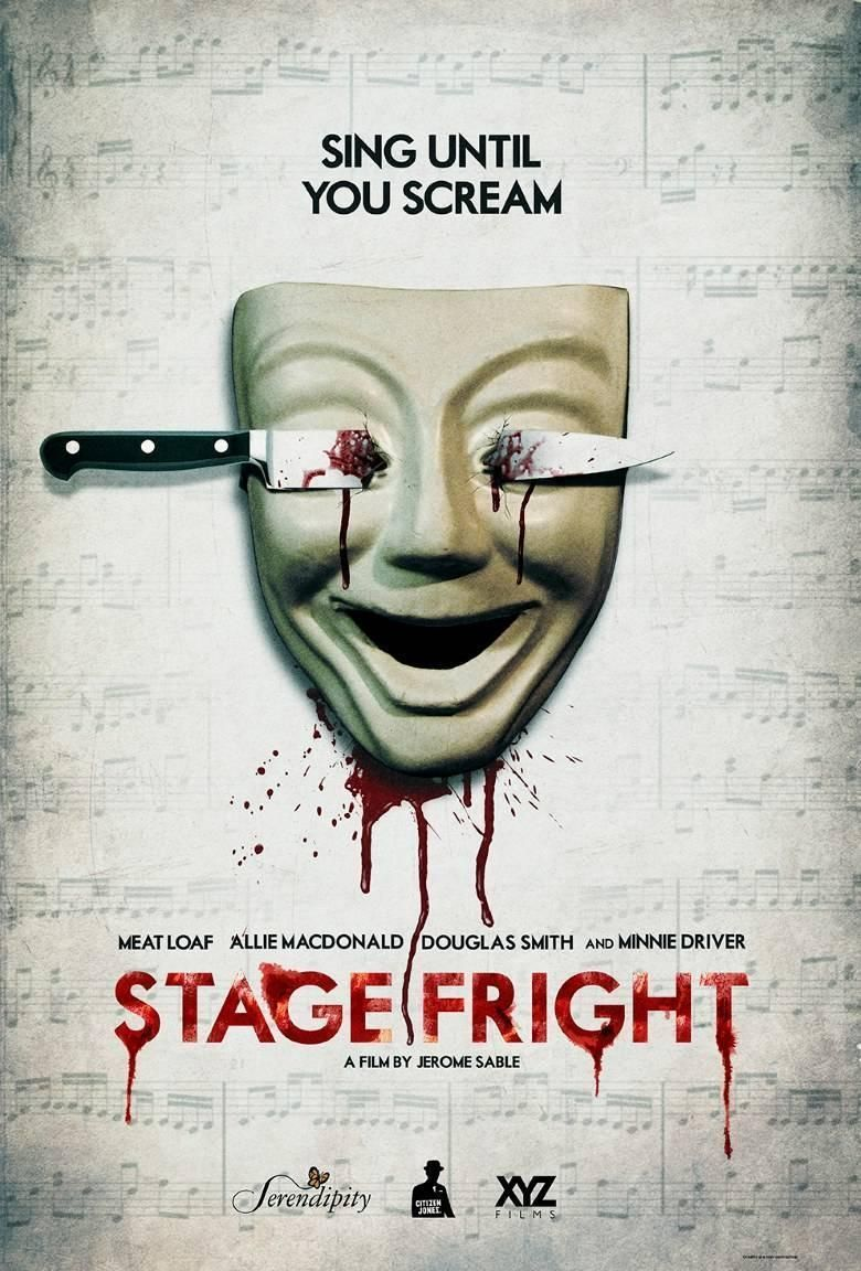 Magnet Releasing Pick Up Stage Fright (2014)