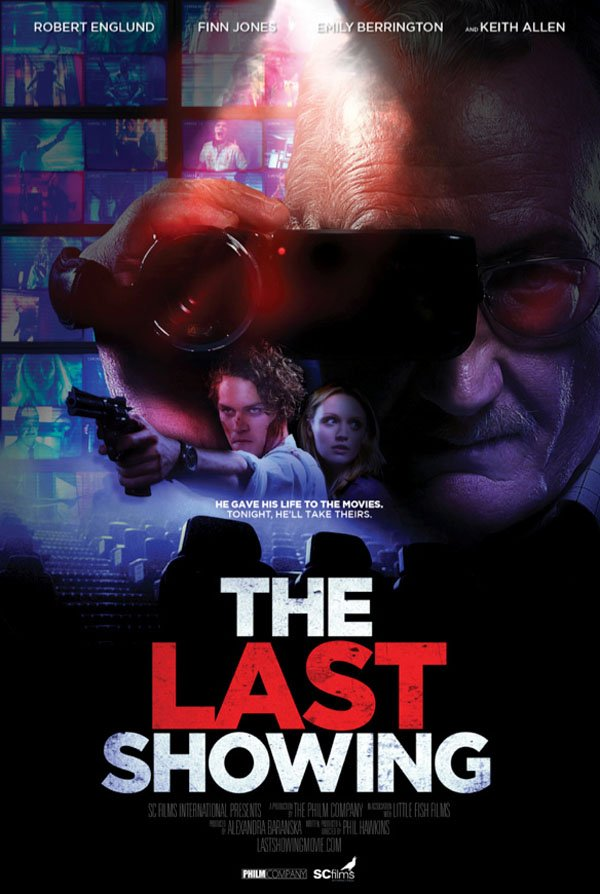 Robert Englunds The Last Showing - New Official Poster