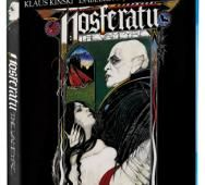 Werner Herzog's Nosferatu - Blu-ray Details and Art