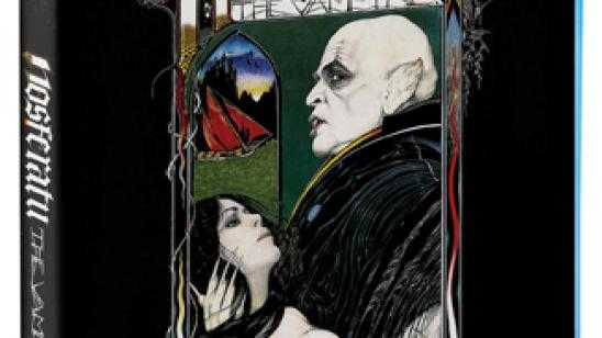 Werner Herzogs Nosferatu - Blu-ray Details and Art
