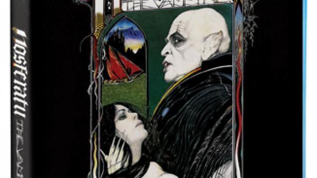 Werner Herzogs Nosferatu - Blu-ray Details and Art