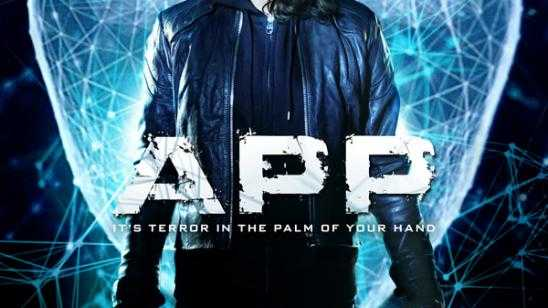 New Horror Movie The App (2014) - Trailer and Art