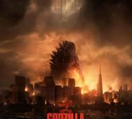 Godzilla (2014) - New Official Poster