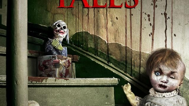 FEARnets Twisted Tales - DVD Details and Art