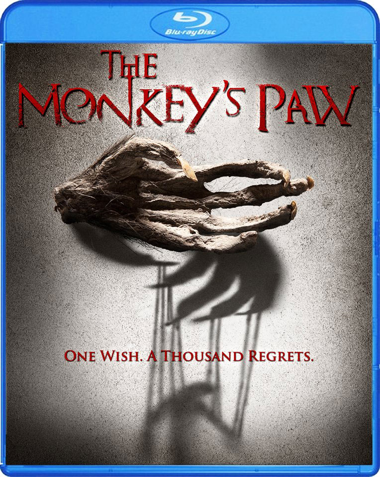 Scream Factory Releases The Monkeys Paw - Blu-ray / DVD Details and Art