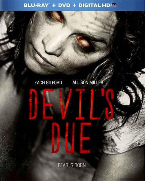 Devilss Due Blu-ray / DVD Release Date and Cover Art