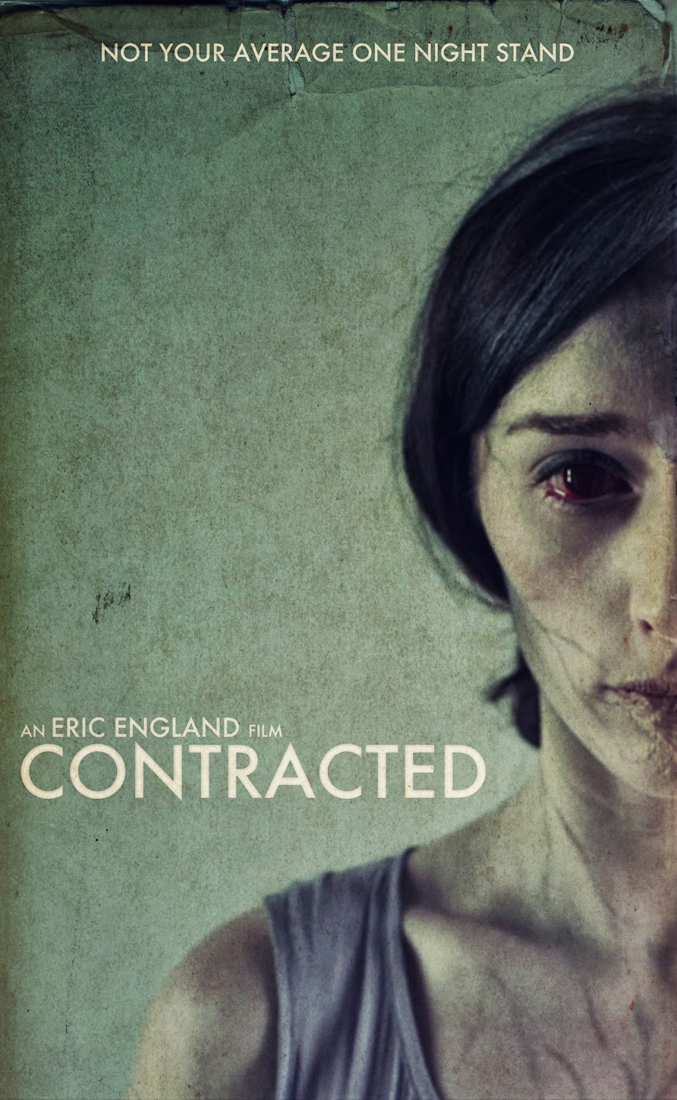 Contracted - DVD Release Details and Cover Art