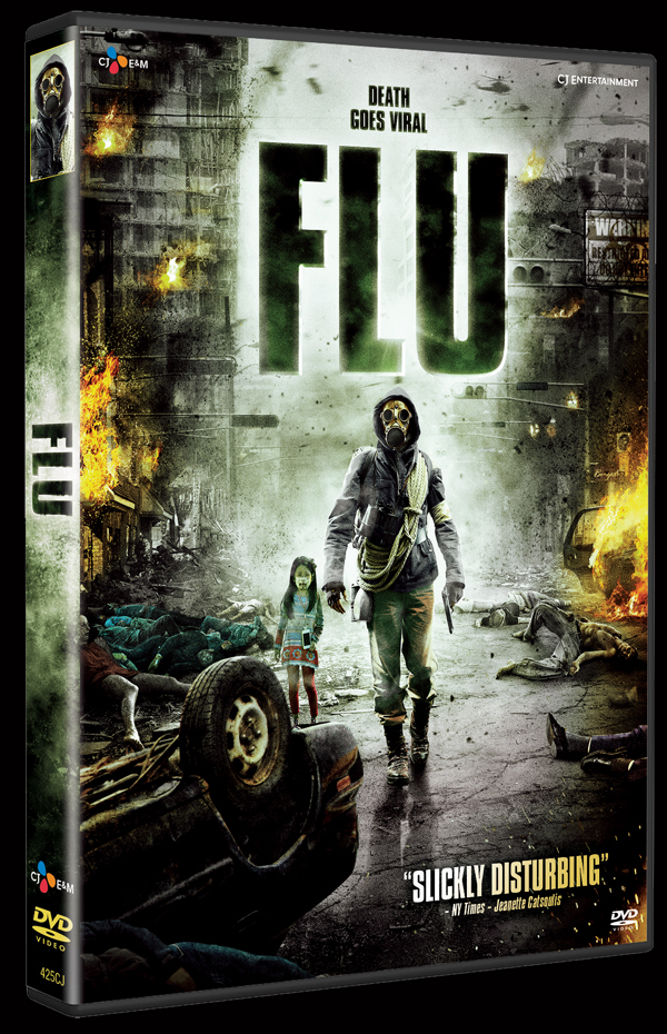 Korean Horror Movie Flu - US DVD Details