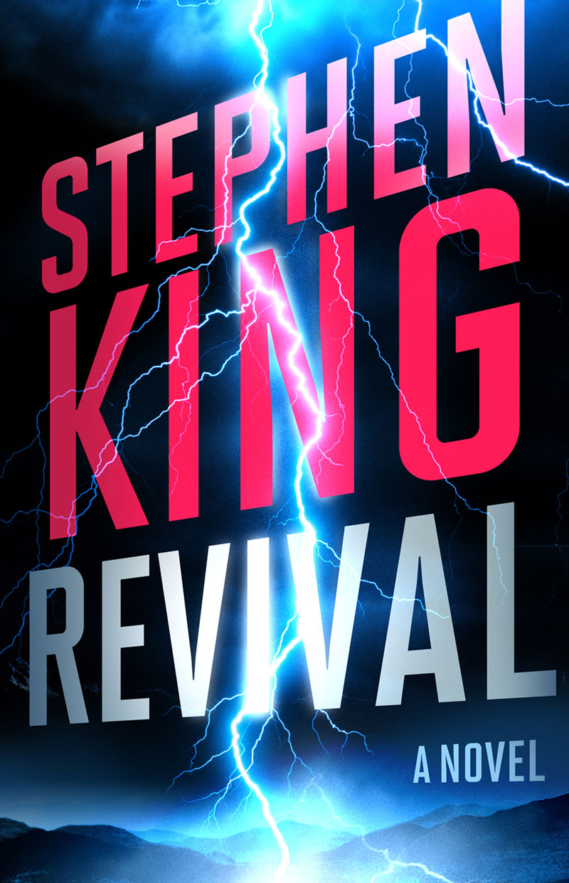 Stephen Kings Revival Cover Art