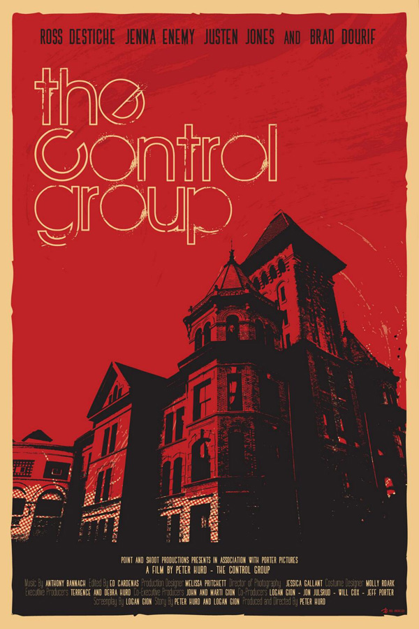 The Control Group - New Poster