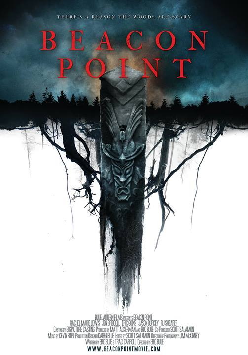 Eric Blues New Movie Beacon Point Poster