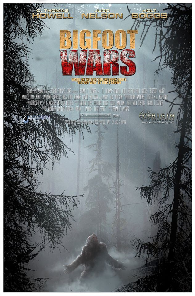 Bigfoot Wars Poster 2