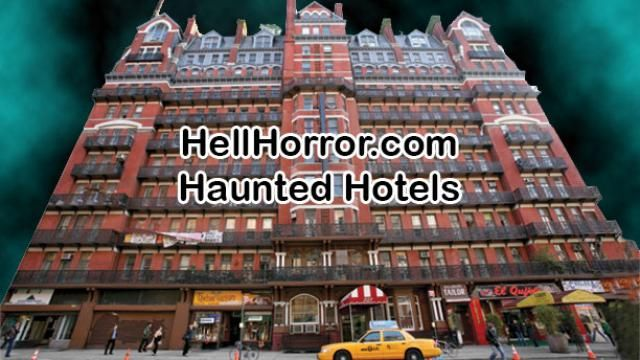 Top Haunted Hotels in the US