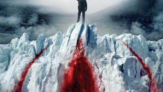 New Blood Glacier Poster