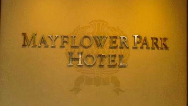 The Haunting of Mayflower Park Hotel Seattle, Washington