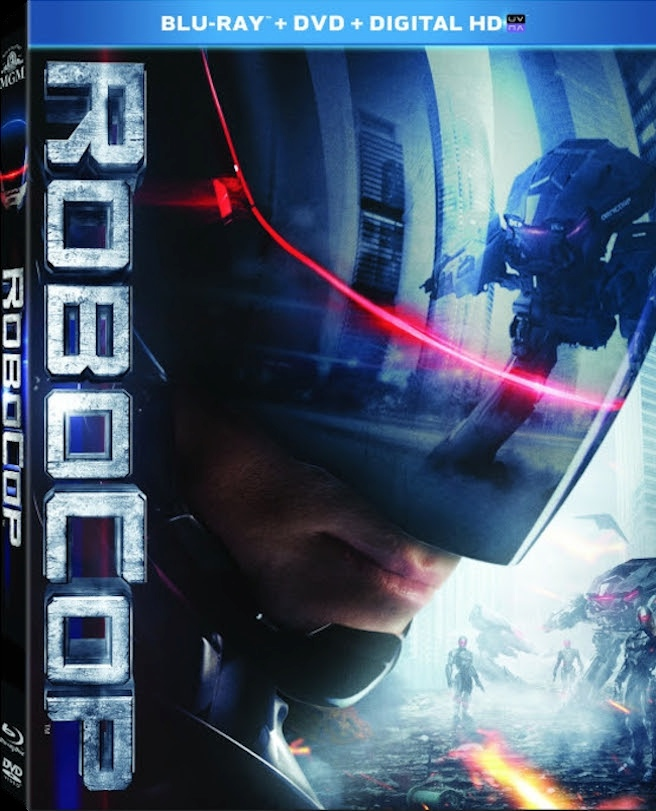 Jose Padilhas RoboCop Blu-ray/DVD/VOD Release Details