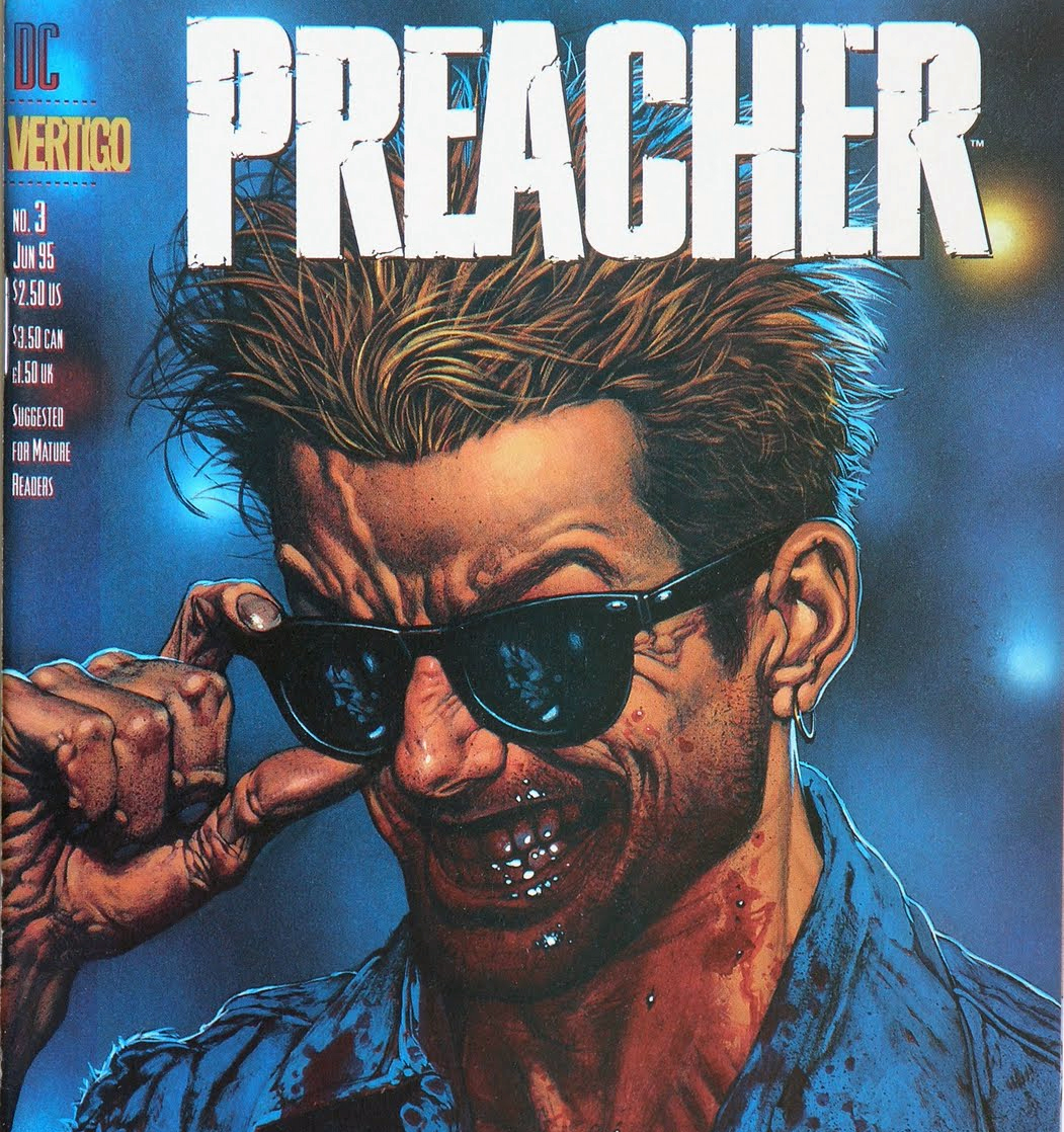 AMC Producers Share Preacher TV Series Update