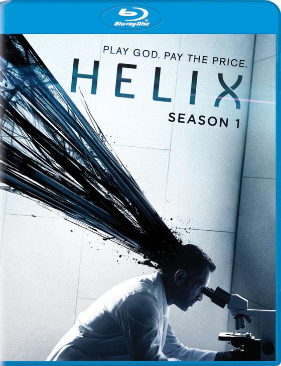 Syfys Helix Season 1 Blu-ray Release Details