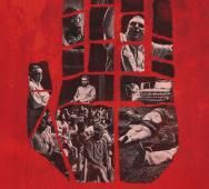The Sacrament's New Red Poster