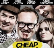 Cheap Thrills Blu-ray/DVD Release Details and Art