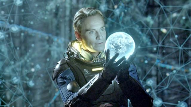 Prometheus 2 Sequel Confirmed by Michael Fassbender