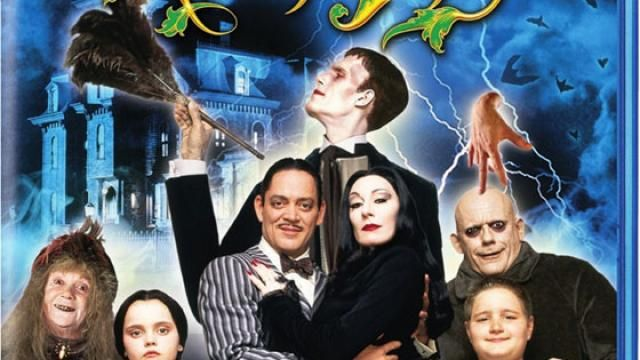 Addams Family Blu-ray Details