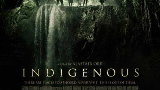 New Creature Feature Movie Indigenous Poster