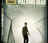 AMC's The Walking Dead Season 4 Blu-ray/DVD Cover Art & Trailer