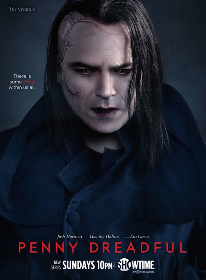 Showtimes Penny Dreadful Creature Poster