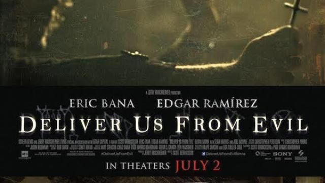 Deliver Us From Evil - New Demonic Poster