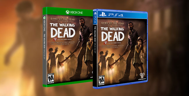 Telltale Confirms The Walking Dead Game-of-the-Year Edition