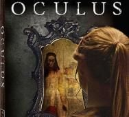 Oculus Blu-ray and DVD Release Date plus Scary Cover Art