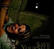 Jessica Cameron's 'Save Yourself' Movie Poster