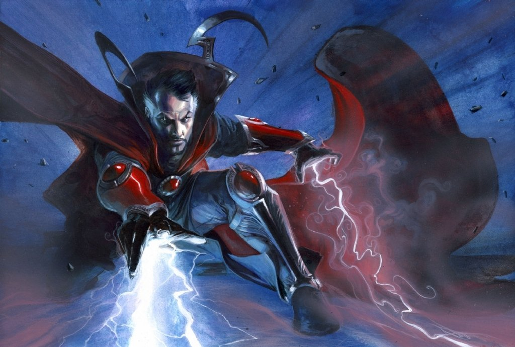 Scott Derrickson Will Direct Marvels Doctor Strange Movie