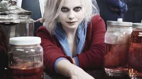 The CWs iZombie Season 1 Poster