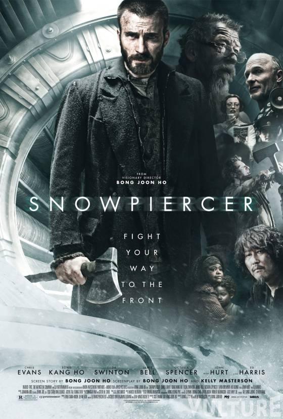 New Bong Joon-hos Snowpiercer Poster