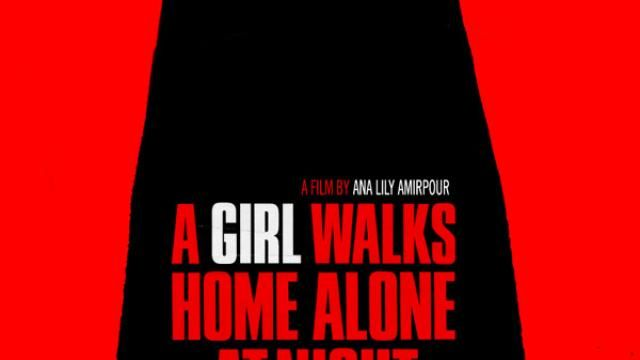 A Girl Walks Home Alone at Night - American Distribution