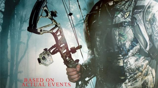 Josh Stewarts The Hunted Poster