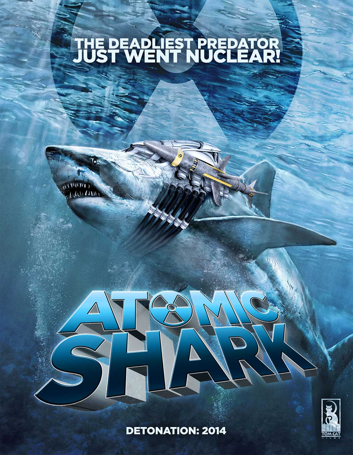 Atomic Shark Movie Poster