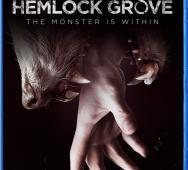 Netflix's Hemlock Grove Season 1 Blu-ray / DVD Details and Cover Art