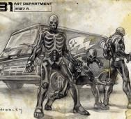 Rob Zombie Reveals New Concept Art for '31'