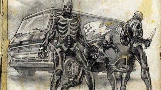 Rob Zombie Reveals New Concept Art for 31