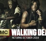 AMC's The Walking Dead Season 5 Comic-Con Poster Revealed