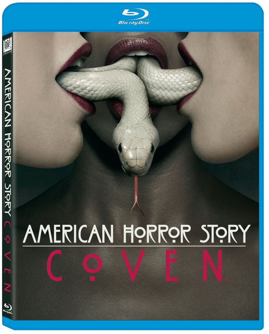 American Horror Story: Coven Blu-ray / DVD Release Details