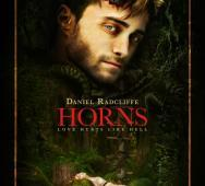 New Romantic Themed 'Horns' Movie Poster