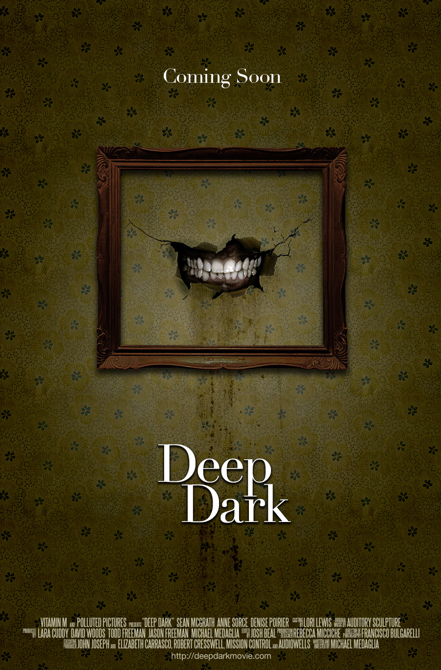 Deep Dark Teaser Trailer and Poster