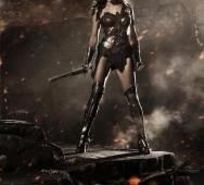 Gal Gadot Revealed as Wonder Woman in 'Batman v Superman: Dawn of Justice'