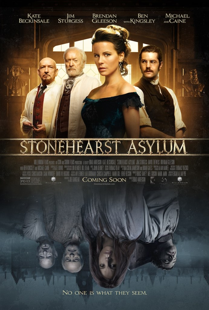 Spectacular Edgar Allan Poes Inspired Stonehearst Asylum Movie Trailer