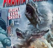 'Piranha Sharks' Movie Poster Revealed and Release Details
