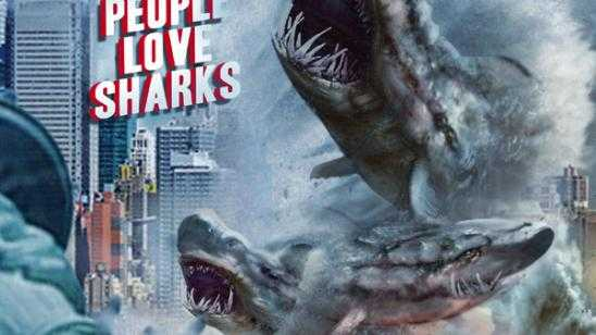 Piranha Sharks Movie Poster Revealed and Release Details